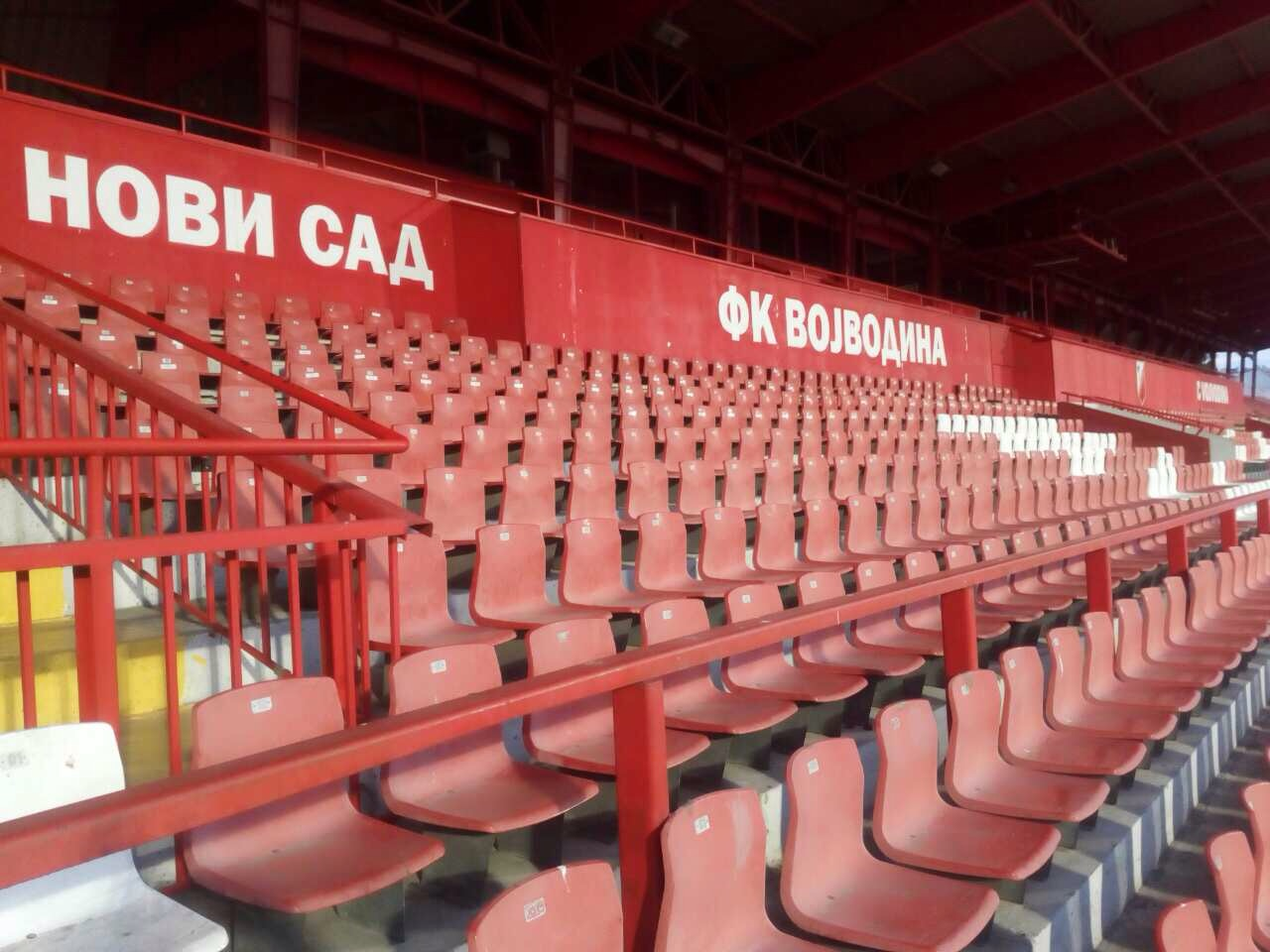 Zakazana Skupština FK Vojvodina