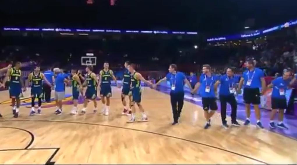 Fenomenalni Dončić i Dragić odveli Sloveniju u finale