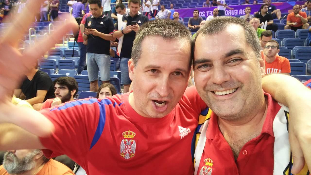 Srbija u finalu evropskog prvenstva!!!