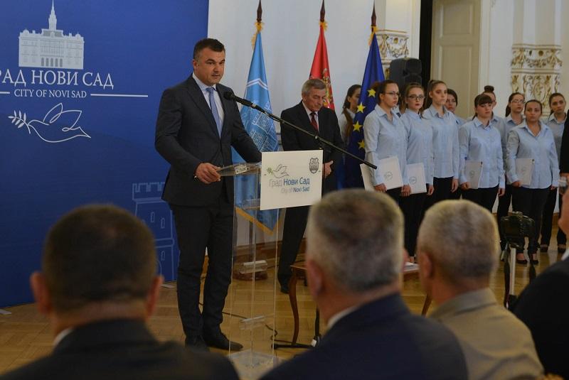 ОБЕЛЕЖЕН ДАН РЕЗЕРВНИХ ВОЈНИХ СТАРЕШИНА СРБИЈЕ