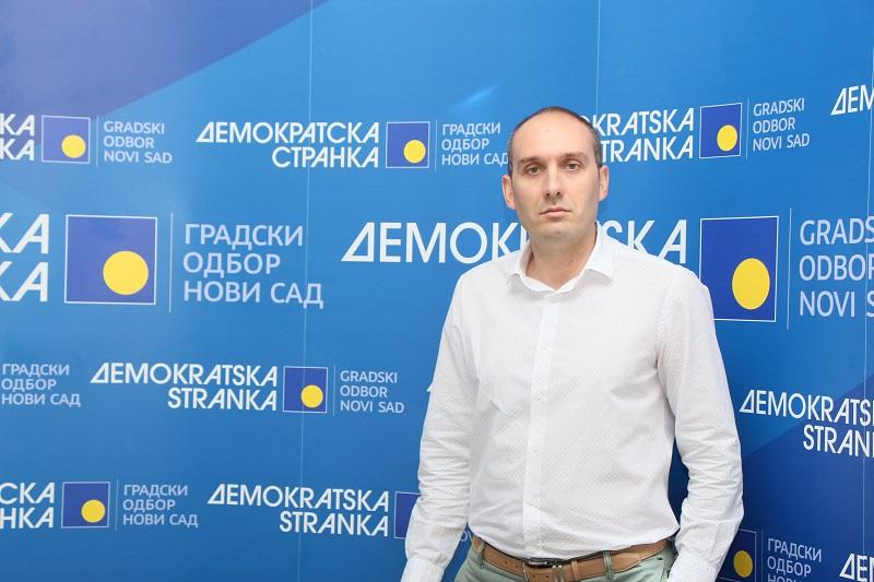 Krstonošić: Gradskoj vlasti u Novom Sadu teško je naći najveću zamerku!