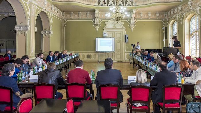 Italijanskim privrednicima predstavljeni potencijali Zrenjanina