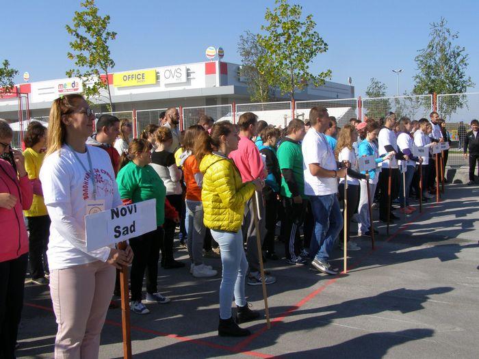U Zrenjaninu održana 10. Mini olimpijada udruženja za pomoć MNRO