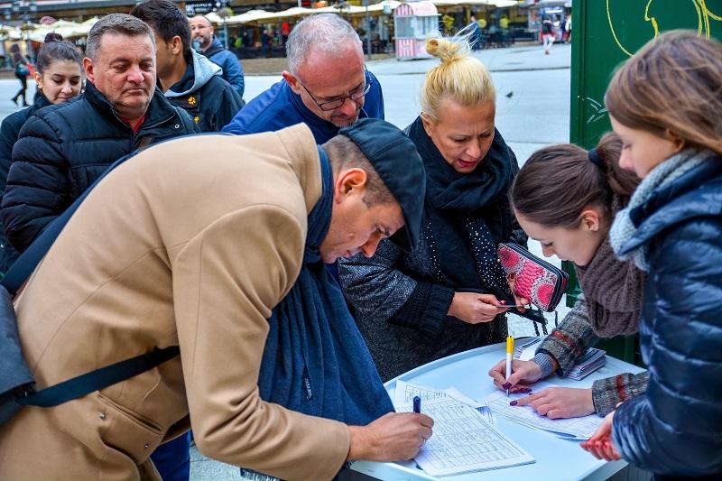 Владимир Јелић потписао петицију за доживотну казну убицама деце