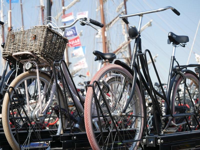 """Нова паркинг места за бицикли – JKP """"Паркинг сервис"""""""