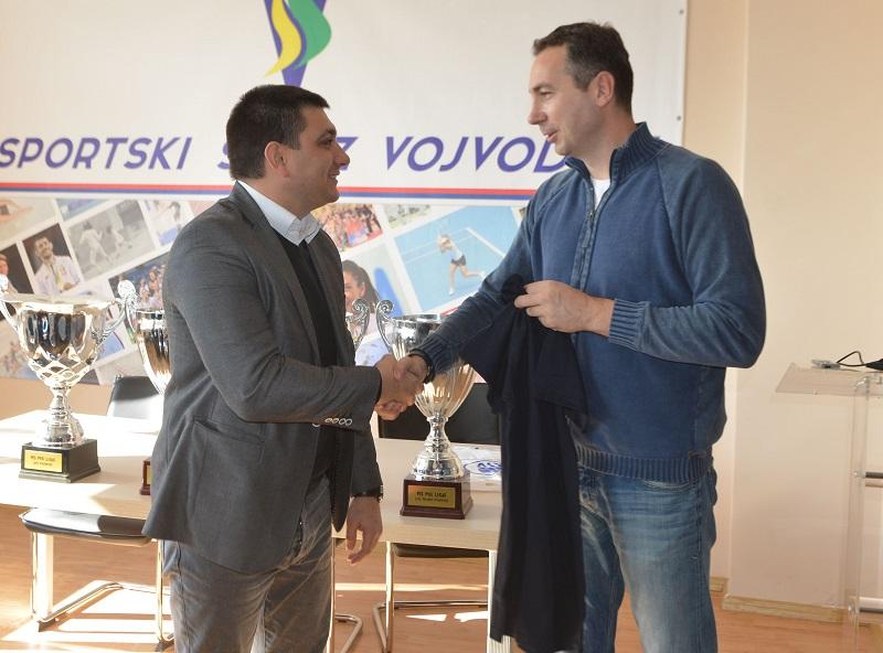 Огњен Цвјетићанин отворио је Новосадску градску кошаркашку МК лигу