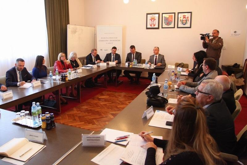 Подршка формирању социјално-економских савета у локалним самоуправама у Војводини