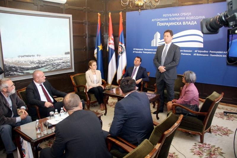 Милијарду динара за развој општина на територији АП Војводине