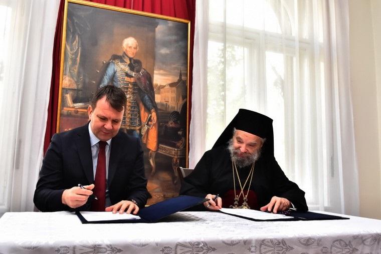 АП Војводина издвојила 11 милиона динара за обнову библиотеке у Текелијануму