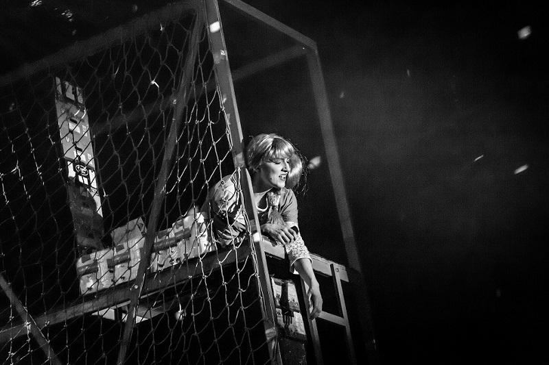 """""""CRNI"""" / """"FEKETE"""" predstava sutra 14.10. u 19h, na repertoaru Novosadskog pozorišta"""