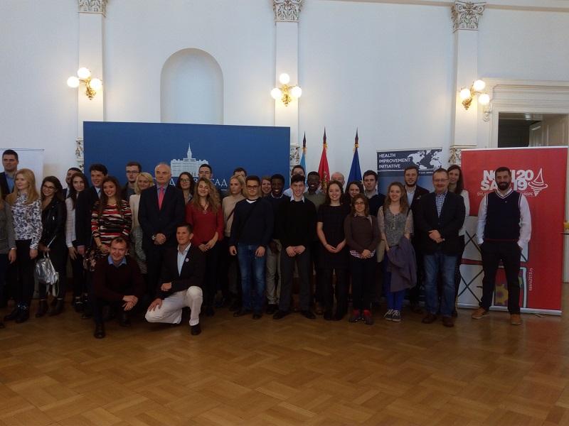 Одржан пријем за учеснике међународне конференције студената медицине