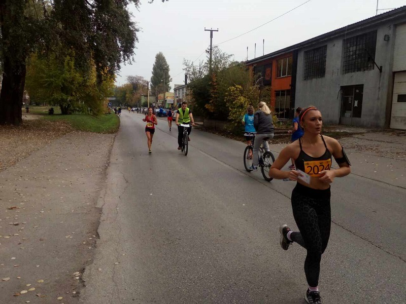 Novosađani pozdravili maratonce