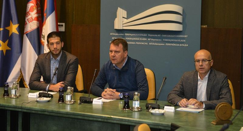 Одржана конститутивна седница организационог комитета Европског карате шампионата