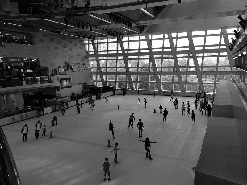 Нова сезона клизања на СПЕНС-у