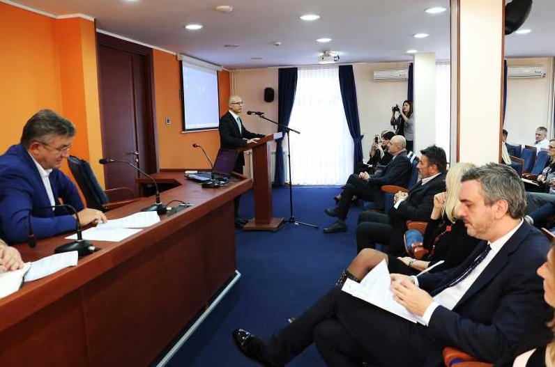 Одржана седница Парламента привредника Регионалне привредне коморе