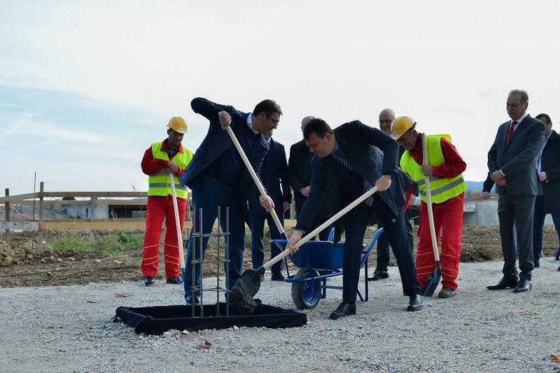 Положен камен темељац за изградњу нове зграде Радио телевизије Војводине