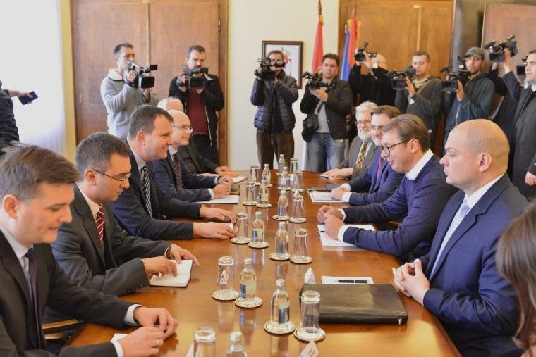 Састанак посвећен припремама за обележавање сто година од присаједињења Војводине Краљевини Србији