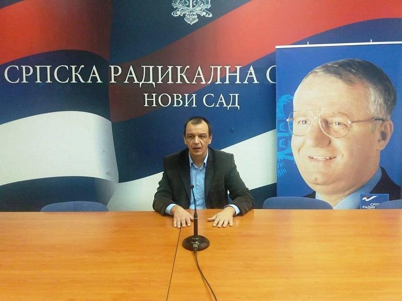 Српски радикали покрећу иницијативу за формирање Српско – руског хуманитарног центра у Војводини