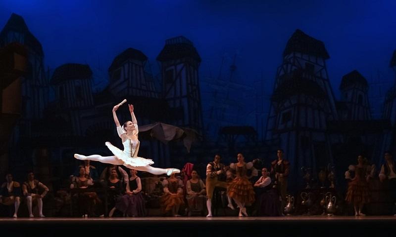 Baletski gala koncert u Zrenjaninu