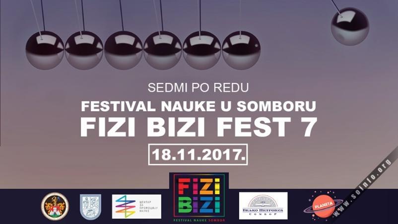 """Festival nauke """"Fizi Bizi Fest 7"""""""