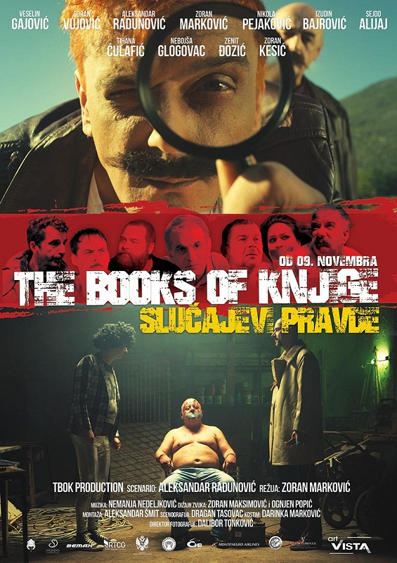 """""""The Books of knjige: Slučajevi pravde"""" / Novosadska premijera"""