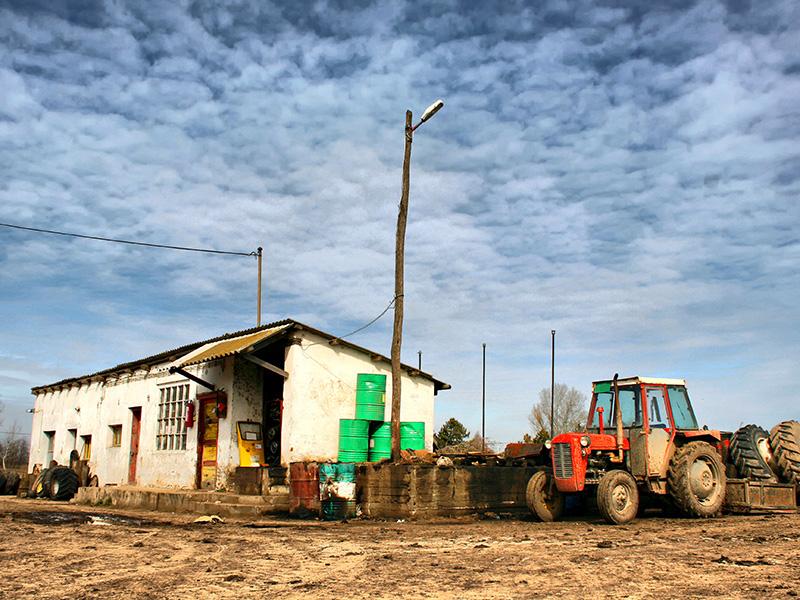 Zrenjanin: Od pšenice do bezemljaša