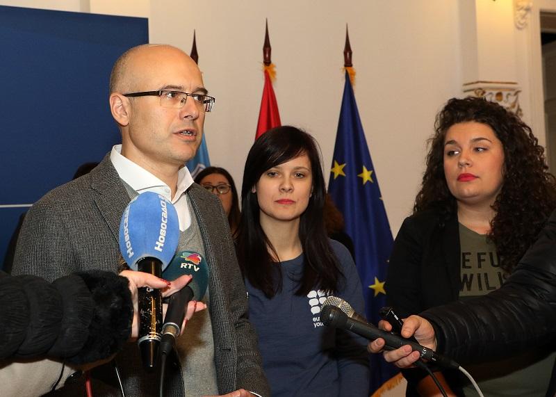 Представница Европског омладинског форума посетила Нови Сад