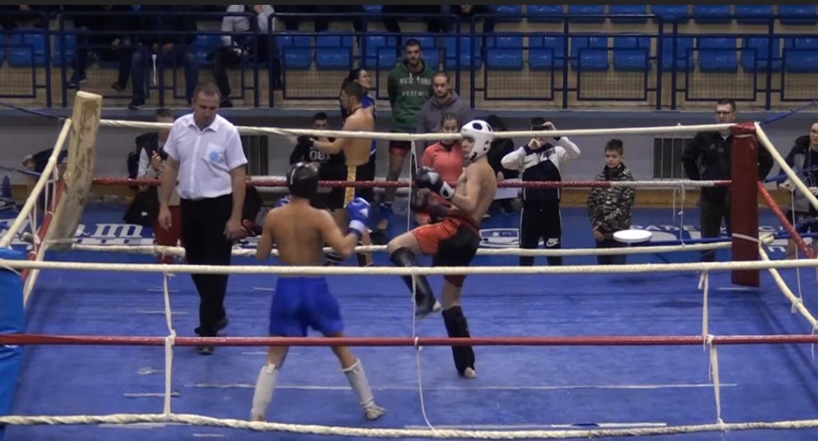 Novosađani – najbolji kik-bokseri
