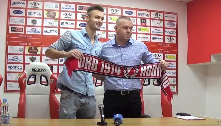 Marko Ilić potpisao trogodišnji ugovor