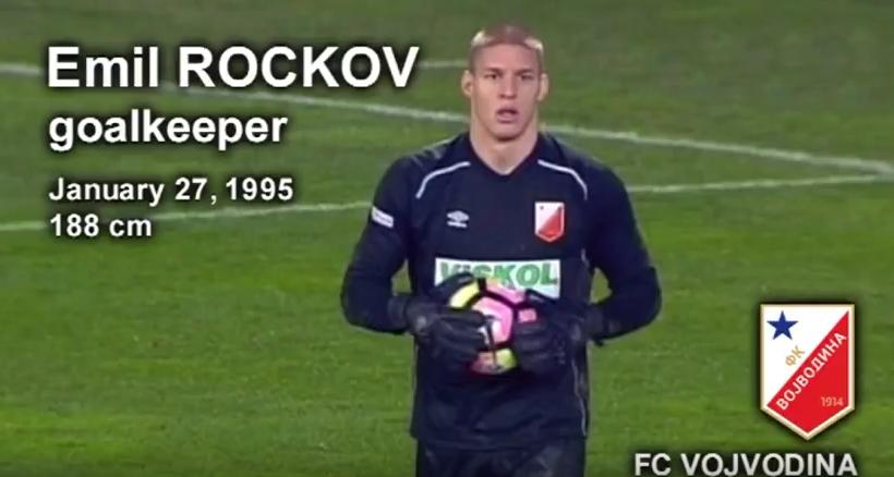 Rockov produžio ugovor sa Vojvodinom