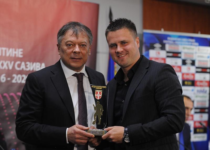 """Intervju: Nemanja Savić, trener ŽFK """"Vojvodina"""""""