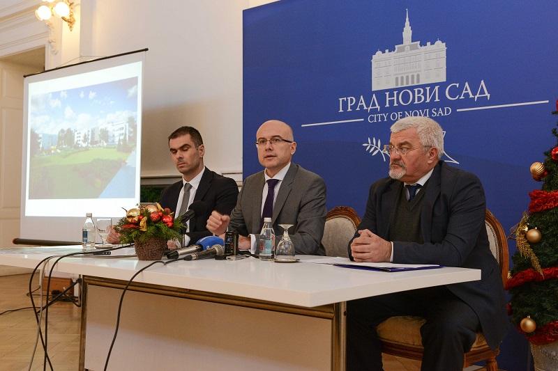 Изградња станова у Ветернику и Футогу за избегла лица
