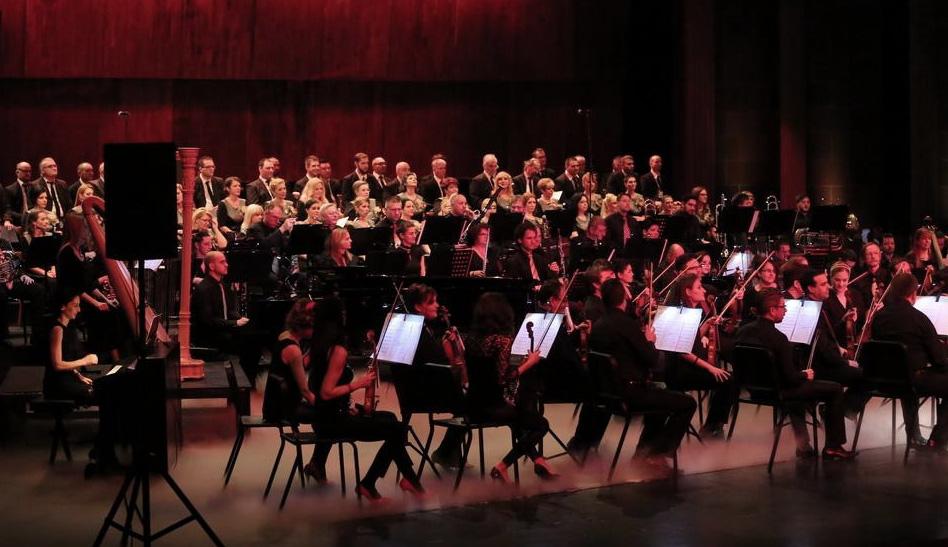 Новогодишњи концерт РОК ОПЕРА