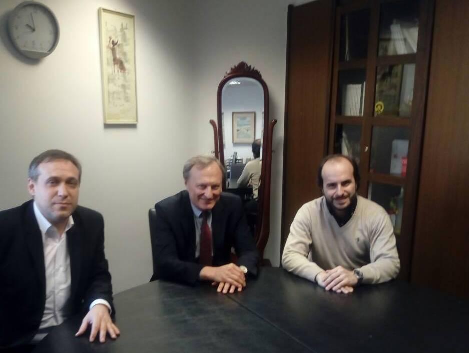 Гинтаутас Кевишас, нови саветник у Опери СНП-а