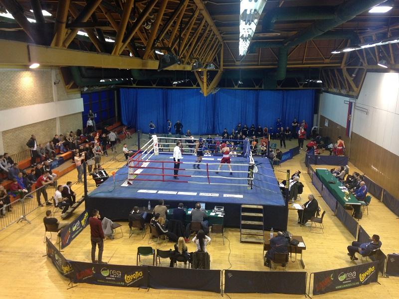 Odigrano prvo kolo Regionalne lige Vojvodine u boksu