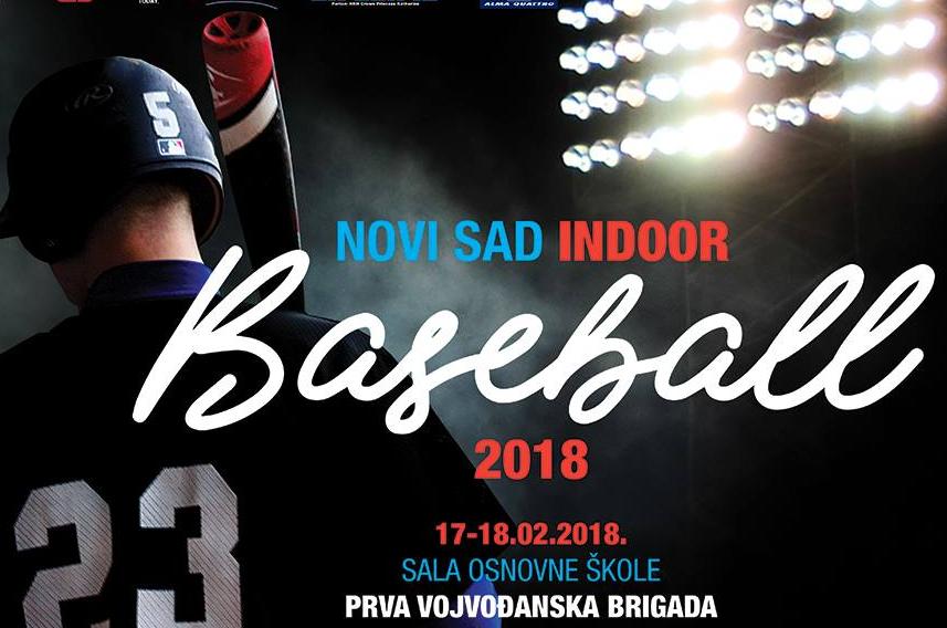 Novi Sad Indoor Baseball 2018