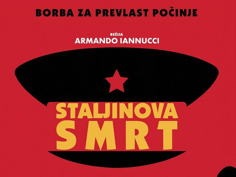 Film o Staljinu koji je zabranjen u Rusiji, od danas u bioskopu Kulturnog centra Novog Sada