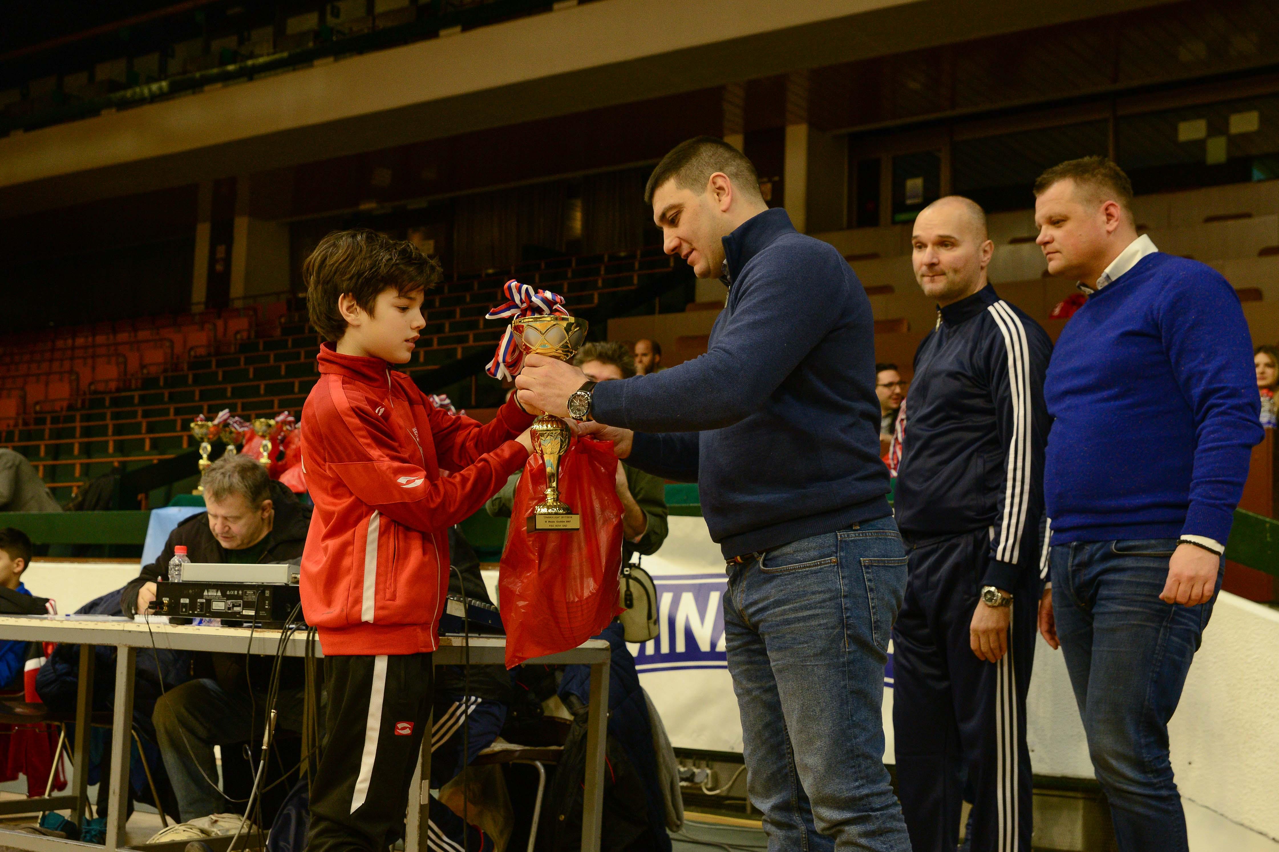 Члан Градског већа за спорт и омладину