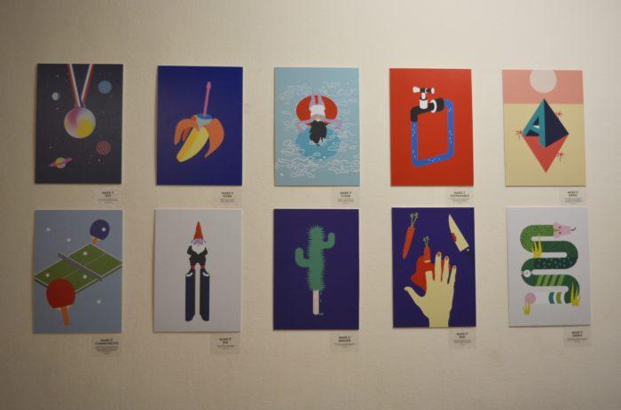 """Otvorena izložba ilustratorki u KC """"Lab"""""""