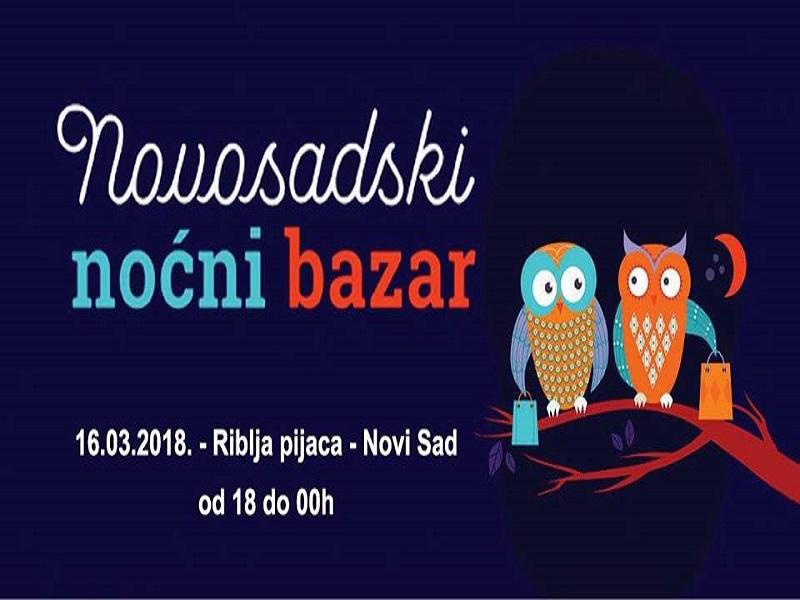 Četvrti Novosadski noćni bazar