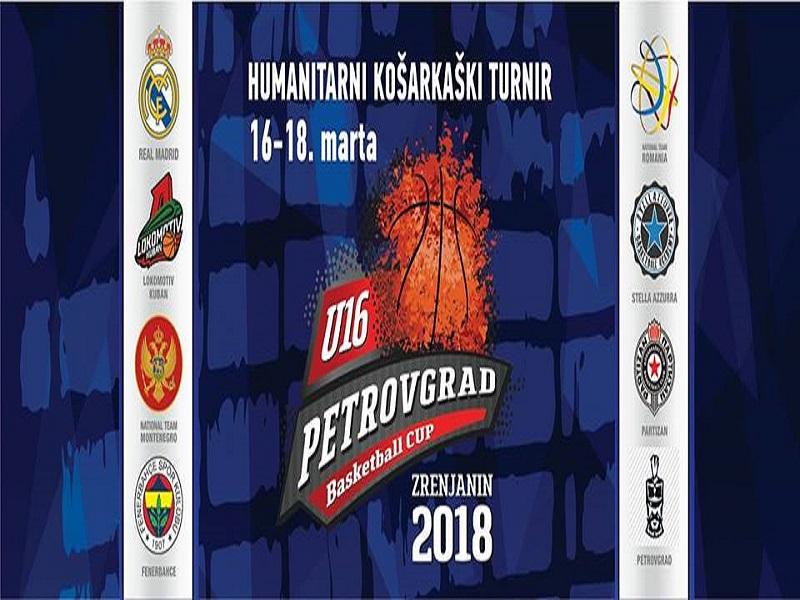 Košarkaški turnir Petrovgrad Basketball Cup 2018