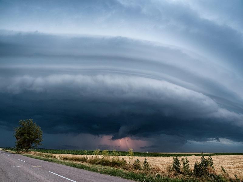 Meteorologija, vremenska prognoza i lov na oluje