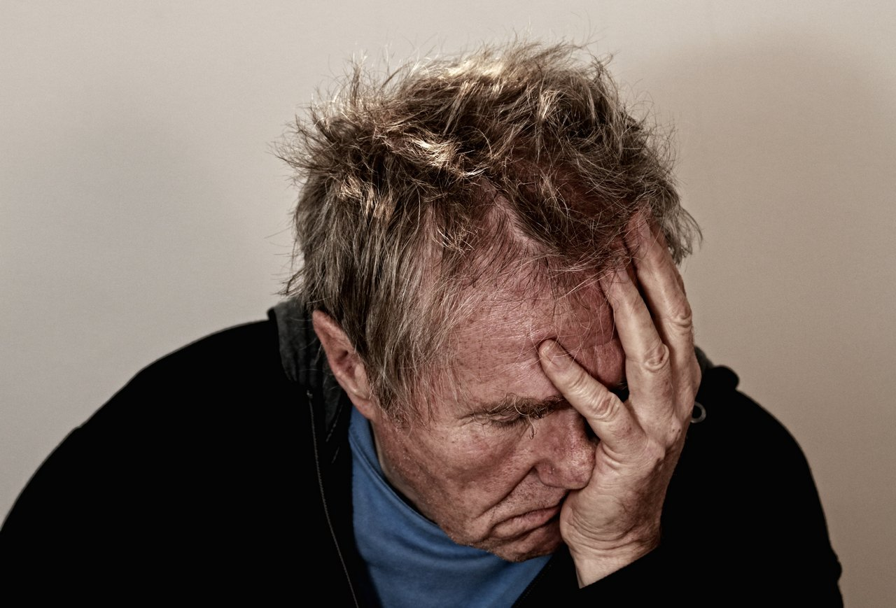 Stres je glavni problem svima nama.