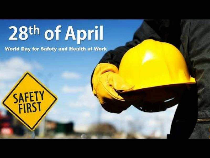 Povodom Svetskog dana bezbednosti i zdravlja na radu