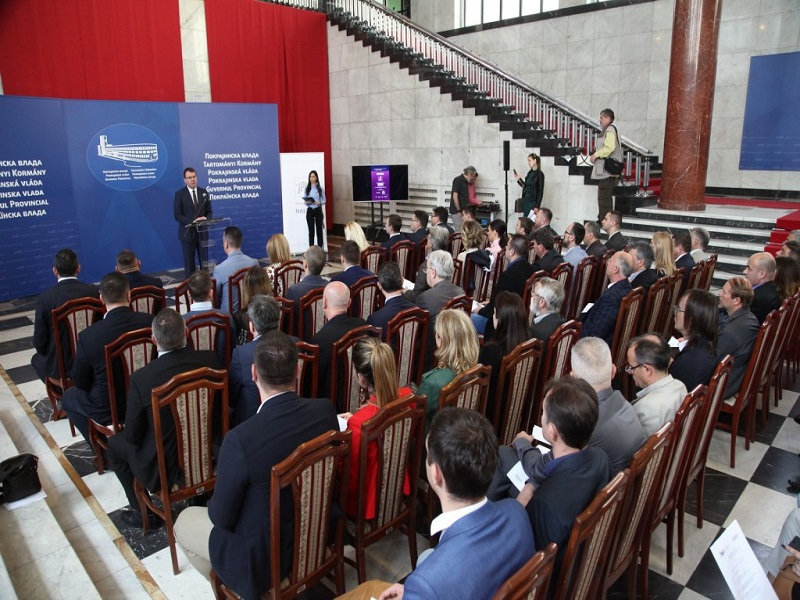 Представљени лидери у привлачењу инвестиција у Војводини