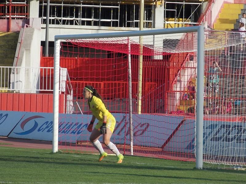 Ženski fudbalski klub Vojvodina plasirao se u polufinale Kupa Srbije