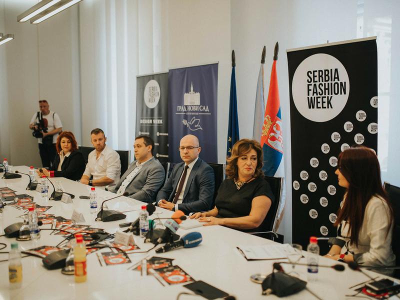 """""""SERBIA FASHION WEEK"""" НА ПЕТ ЛОКАЦИЈА У НОВОМ САДУ"""