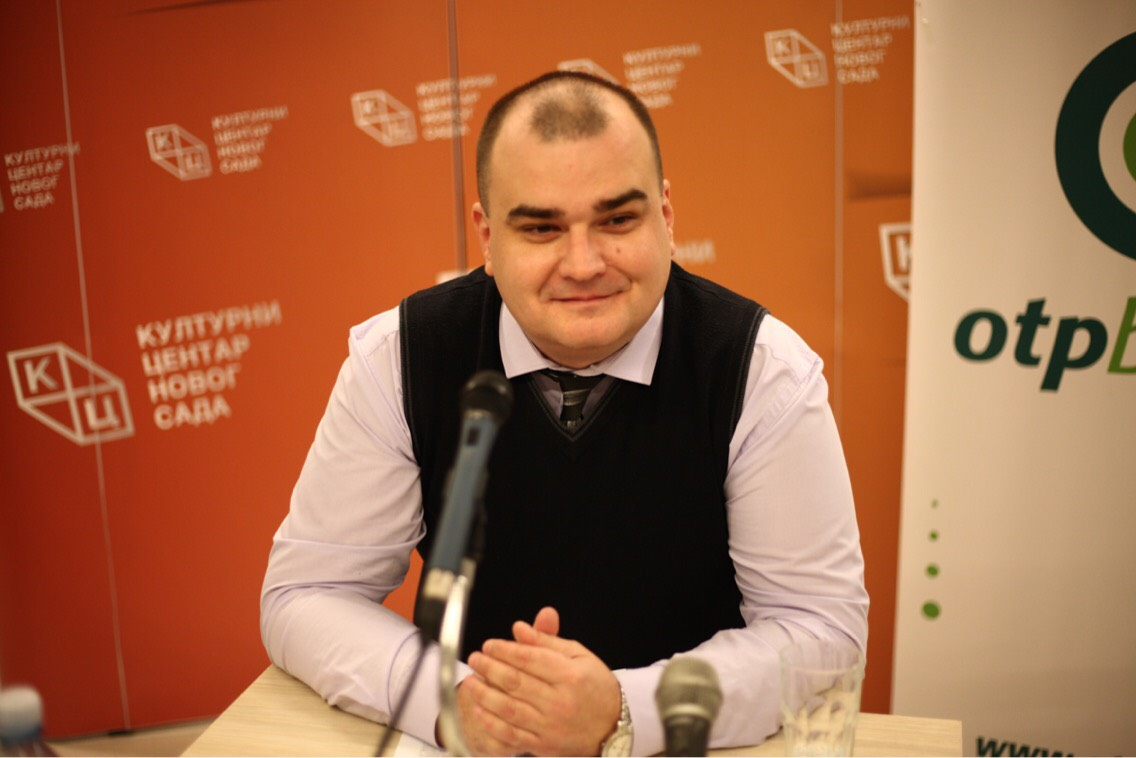"Tribina ""Kralj Aleksandar I Karađorđević Ujedinitelj"" 22. maja u Klubu ""Tribina mladih"""