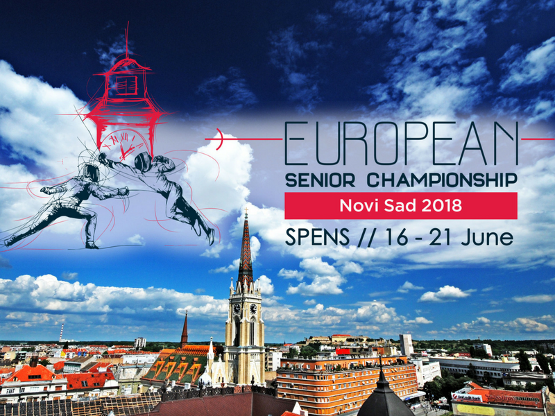 Eurofencing 2018 promo event ispred Spensa