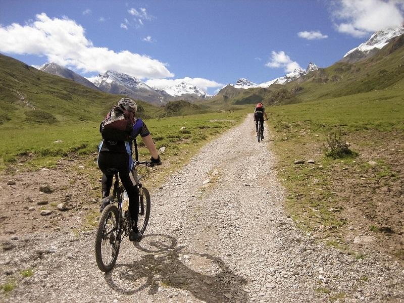 Trka planinskih biciklista na Fruškoj gori